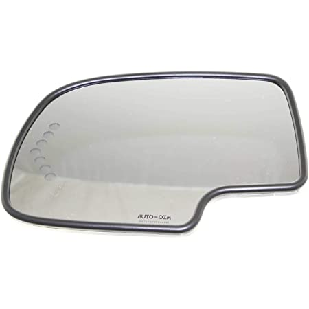 Manual Right Driver Side Wing Mirror Aftermarket 388-OPD109M-4761