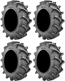 Full set of BKT TR 171 (6ply) 33x8-18 ATV Mud Tires (4)