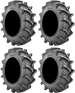 Full set of BKT TR 171 (6ply) 33x9.5-16 ATV Mud Tires (4)