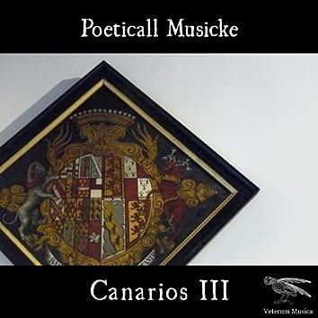 Canarios III
