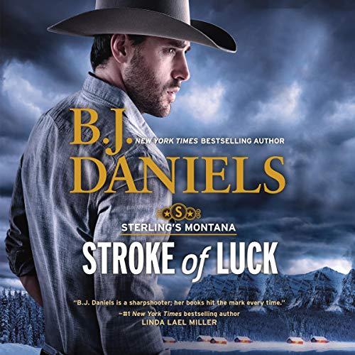 Stroke of Luck audiobook cover art