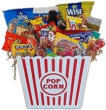 Movie Night Junk Food Bucket - Large