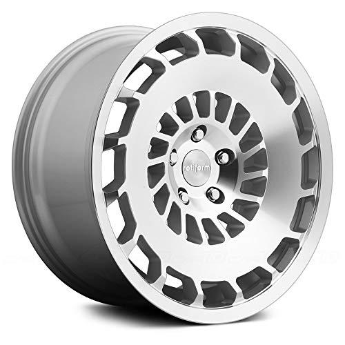 Rotiform CCV 19 Silver Wheel / Rim