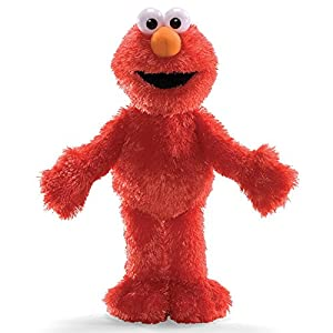 "GUND Sesame Street Elmo 13"" Plush - 51 2OKWQnML - GUND Sesame Street Elmo 13″ Plush"