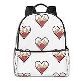 Elmo Rise Travel Laptop Backpack Student School Bag Daypack
