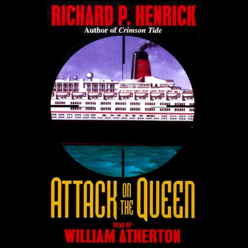 Attack on the Queen audiobook cover art