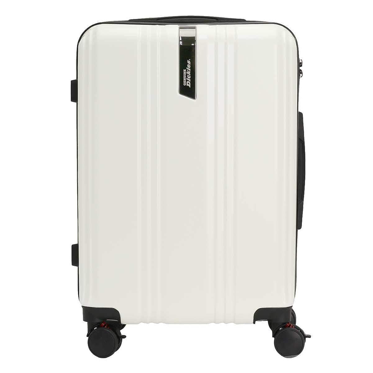 台風仕立て屋ビヨン[ディッキーズ] Dickies キャリーバッグ スーツケース Mサイズ ハード ジッパーキャリー 47L メンズ レディース TSAロック 22インチ マルチ ファンクション 17-05