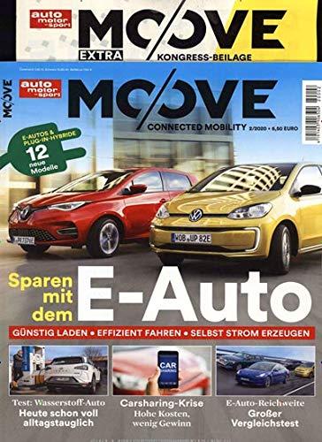 auto motor sport MOOVE 2/2020