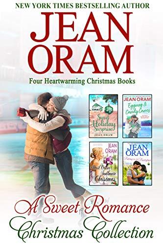 A Sweet Romance Christmas Collection: Four Heartwarming Christmas Books