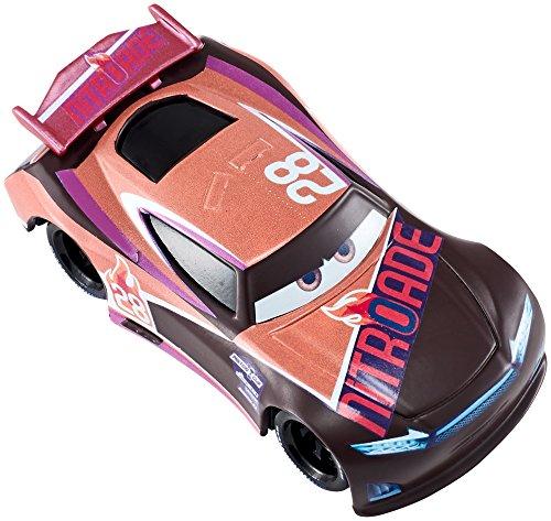 Cars 3-DXV41 Coche Next Generation Nitroade, Multicolor (Mattel Spain DXV41) , Modelos/colores Surtidos, 1 Unidad