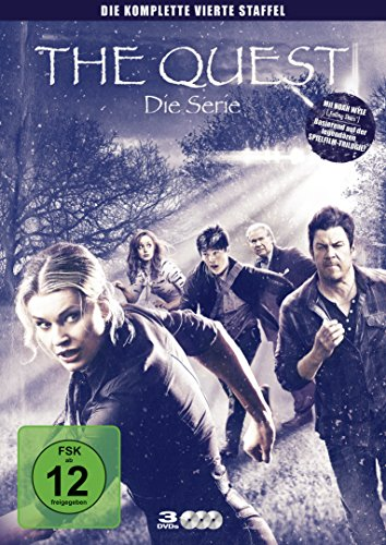 The Quest - Die Serie, die komplette vierte Staffel [3 DVDs]