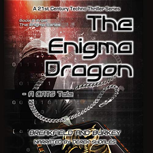 The Enigma Dragon: A CATS Tale audiobook cover art