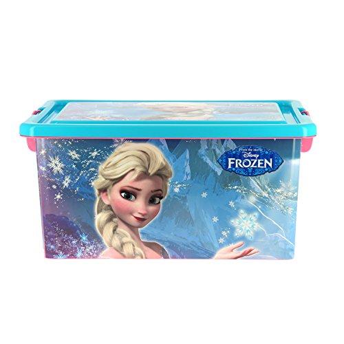 Disney - 887121 - Frozen - Boîte De Rangement - 13 L