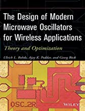 Design Of Modern Microwave Oscillatiors For Wireless Applications: Theory And Optimization