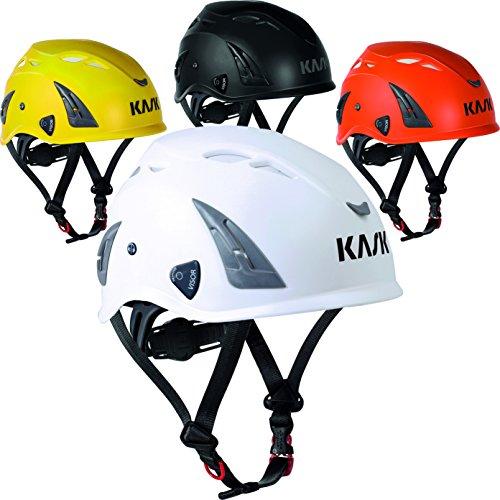 Kask Plasma AQ Berufshelm, geeignet als Schutzhelm, Arbeitshelm, Bauhelm, Kletterhelm, Bergsteigerhelm, EN-397-zertifiziert
