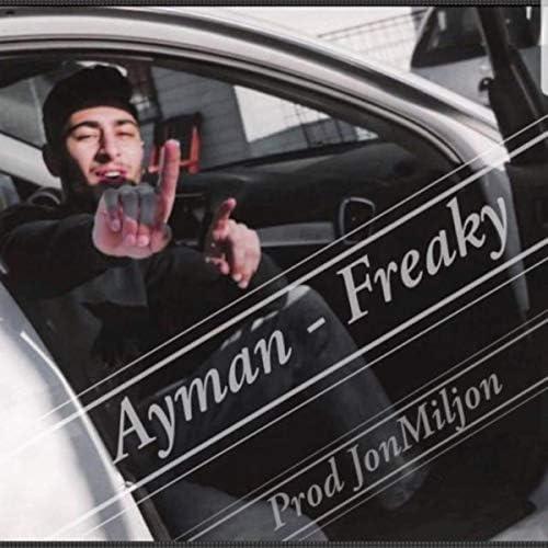 Ayman feat. JonMiljon