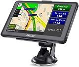 AWESAFE Bluetooth Navigatore Camion 7 Pollici 2021 GPS Navigatore Satellitare Auto Autobus...