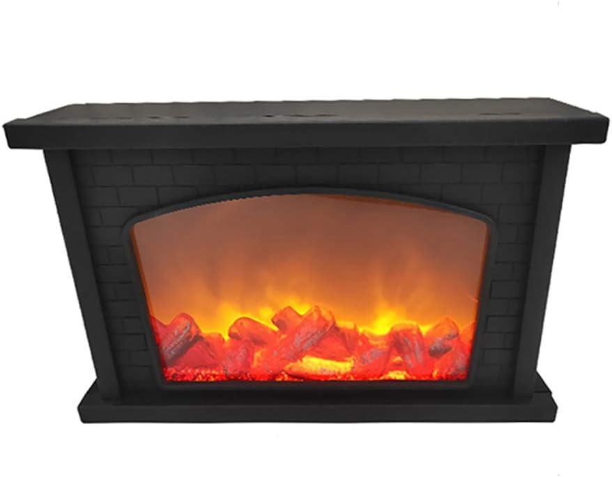 Hzemci Simulation Popular products Wholesale Fireplace Lantern - Faux U LED Home