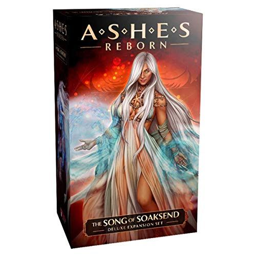 Ashes Reborn: La canción de Soaksend Deluxe Expansión