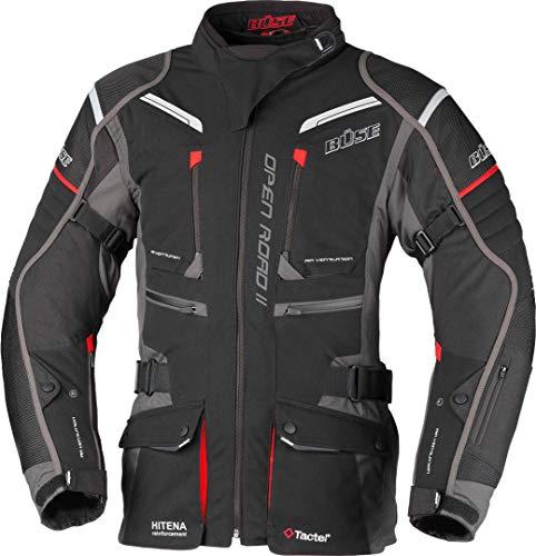 Büse Open Road II Damen Motorrad Textiljacke Schwarz 38