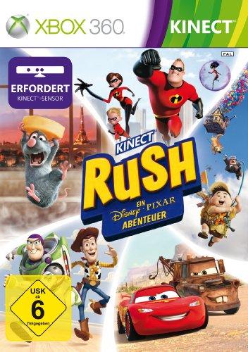 Preisvergleich Produktbild Kinect Rush: A Disney Pixar Adventure (Kinect erforderlich)