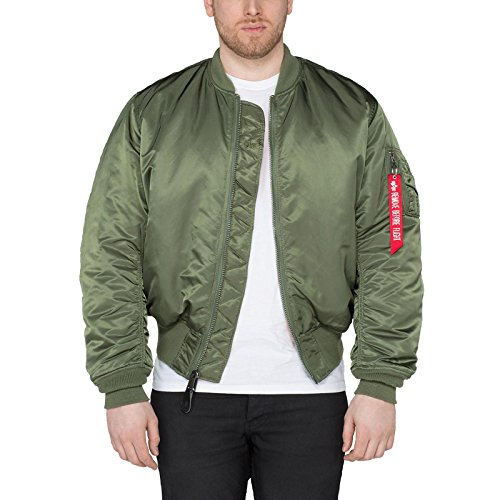 Alpha Industries – Giacca da uomo Olive Small