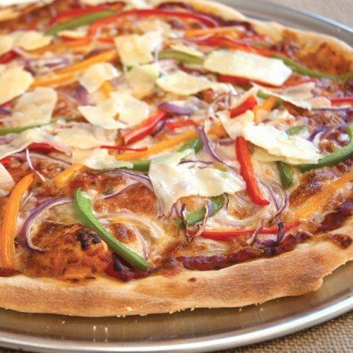 Pizzacraft PC0401 épandage à Pizza rond en aluminium Taille M Par Charcoal Companion