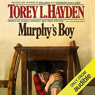 Murphy's Boy audiobook cover art