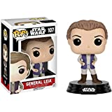 FunKo Pop Star Wars Episode 7 The Force Awakens - General Leia Vinyl Bobble Head...