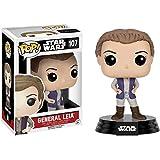 FunKo Pop Star Wars Episode 7 The Force Awakens - General Leia Vinyl Bobble Head