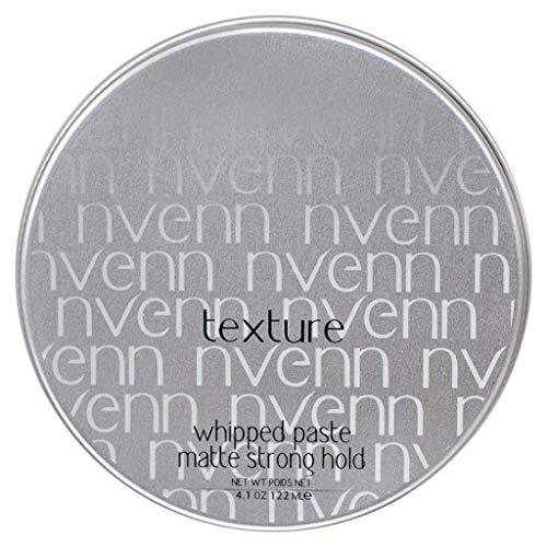 NVENN_TEXTURE best Organic based Whipped Hair Paste for Blonde, Platnuim, Grey, Colour treated & fine Hair Unisex