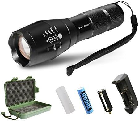 Top 10 Best led flashlight 2000 lumens Reviews