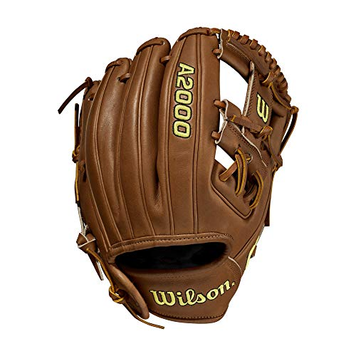 Wilson Sporting Goods 2021 A2000 Pedroia Fit DP15 11.5' Infield Baseball Glove - Right Hand Throw