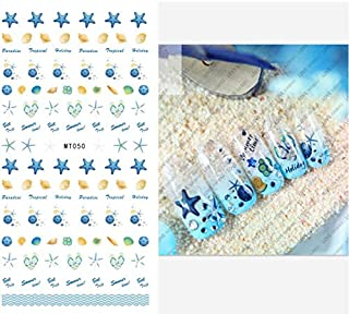 Best seashell nail decals Reviews