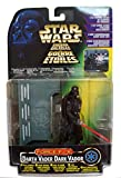 Barbie Star Wars Power of the Force Electronic Power F/X Darth Vader Action Figure