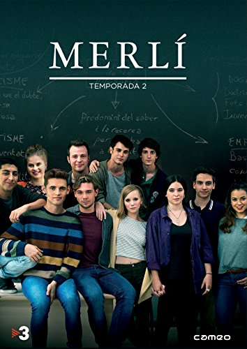Merlí (2ª temporada) [DVD]