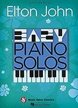 Elton John - Easy Piano Solos