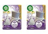 Air Wick Plug in Scented Oil, Starter Kit, Lavender &...