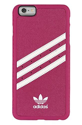 Adidas HardCase - Funda para Apple iPhone 6 Plus/6s Plus, color rosa