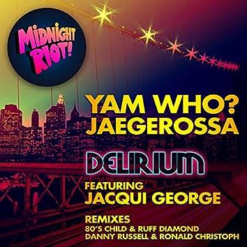 Delirium (feat. Jacqui George)