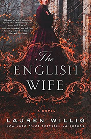 book cover of The English Wife