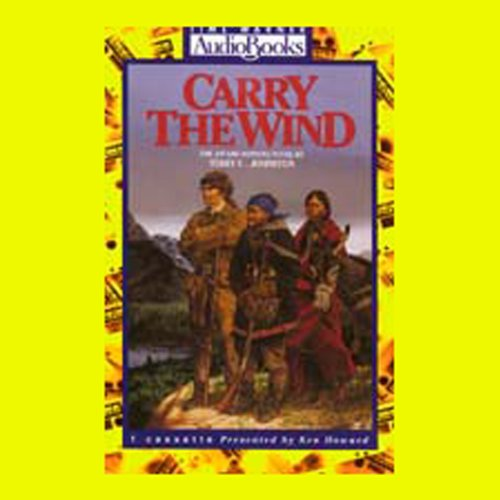Carry the Wind audiobook cover art