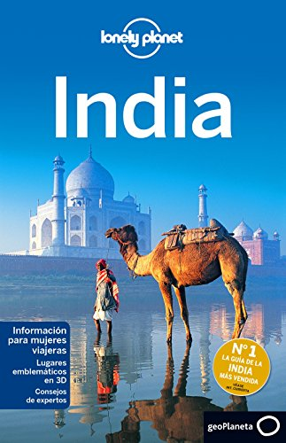 India 6: 1 (Guías de País Lonely Planet) [Idioma Inglés]