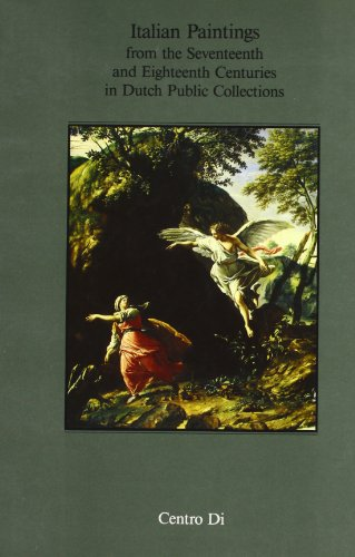Italian paintings from the seventeenth and eighteenth centur