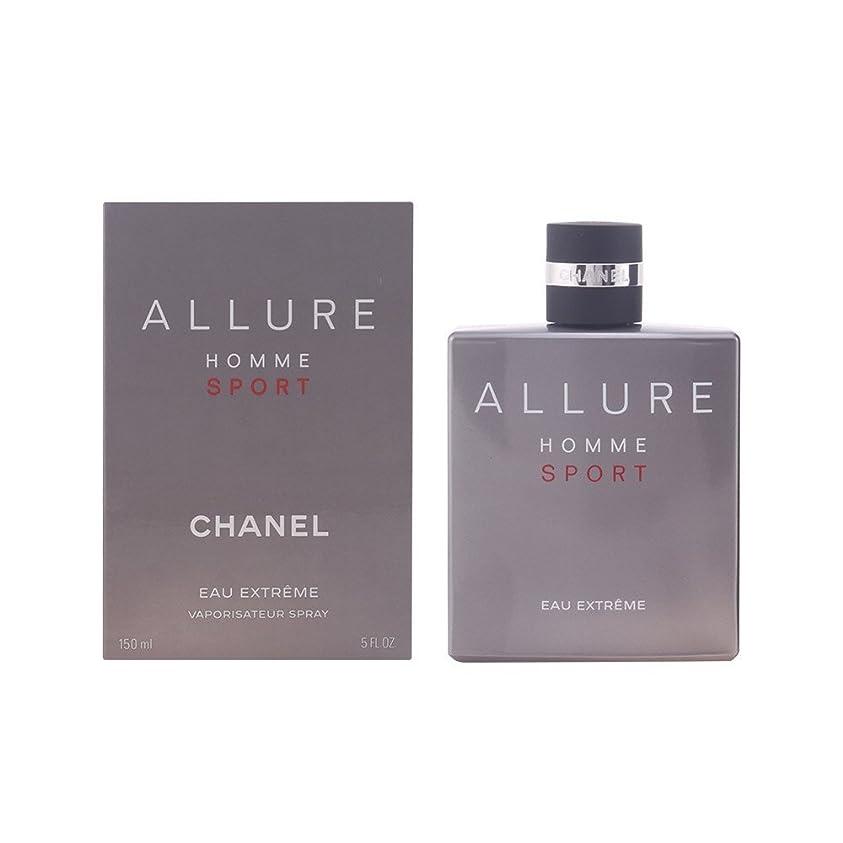 禁止する連結する放散するシャネル(CHANEL) Allure Homme Sport Eau Extreme Eau De Parfum Spray 150ml/5oz[並行輸入品]