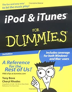 iPod and iTunes For Dummies (For Dummies (Computers)) (English Edition)