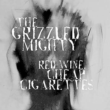 Red Wine, Cheap Cigarettes - Single
