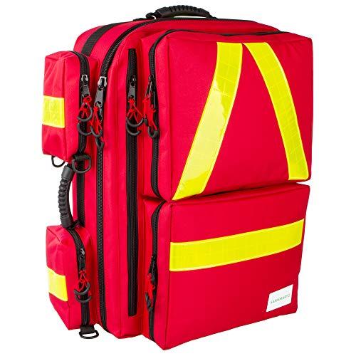 Notfallrucksack MEDICUS XL Rot Nylon 65 x 42 x 23 65 L Volumen