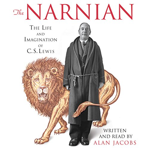 The Narnian cover art