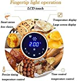 Zoom IMG-2 mopoq air fryer multifunzione domestica